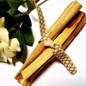 Palo Santo three sticks pack