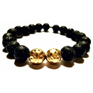 Base Metal Men's Bracelet