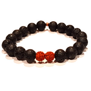 Handmade Mala Grounding Men's Bracelet